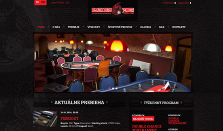 Black Bull Poker Club Komárno